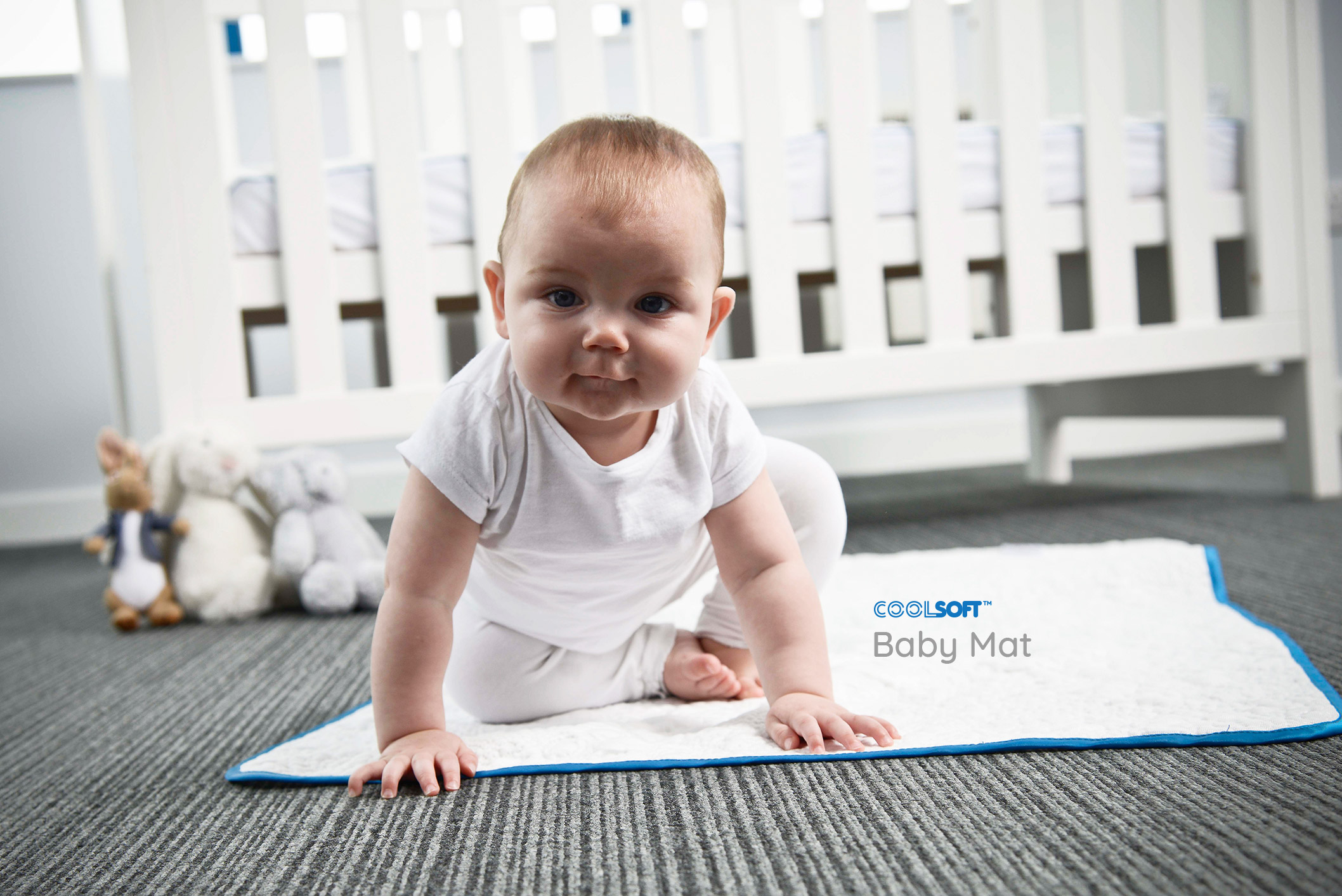 Cooling Baby Mat